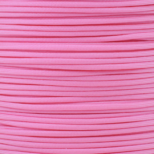 Rose Pink - 550 Paracord - 100 Feet