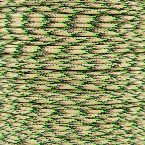 Swamp Thing - 550 Paracord - 100 Feet