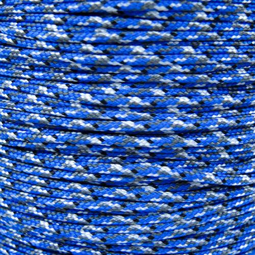 Blue Camo - 95 Paracord