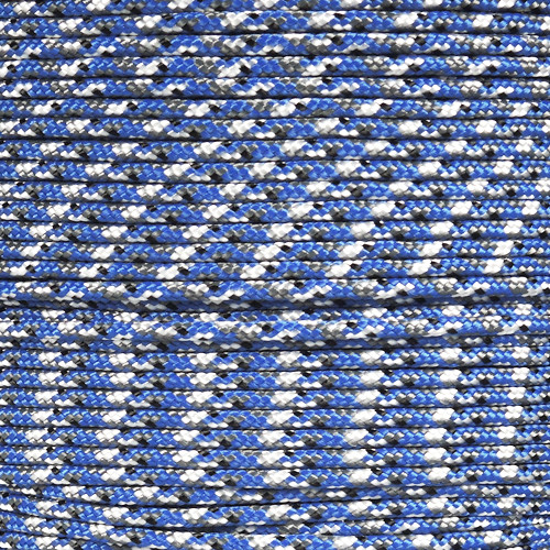 Blue Camo - 425 Paracord
