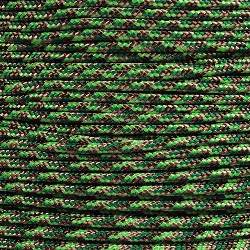 Neon Green Flame - 425 Paracord