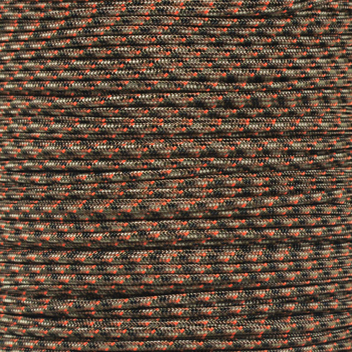 Fall Camo - 275 Paracord (5-Strand)
