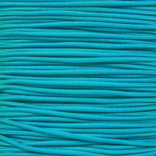 Neon Turquoise - 275 Paracord (5-Strand)