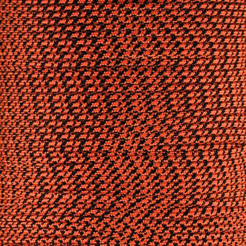 Neon Orange Camo - 275 Paracord (5-Strand)