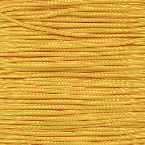 Yellow - 275 Paracord (5-Strand)