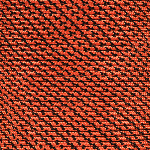 Neon Orange Camo - 325 Paracord