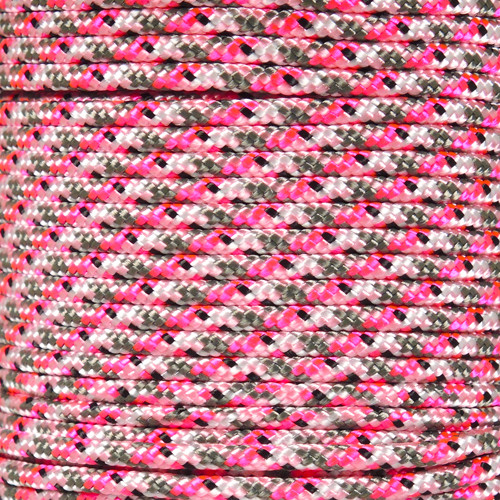 Pretty in Pink Camo - 325 Paracord