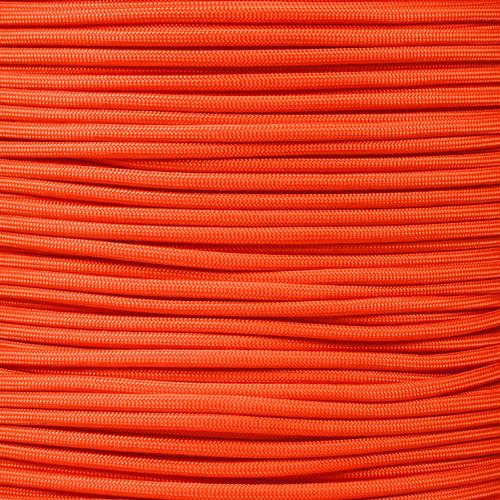 Neon Orange - 750 Paracord