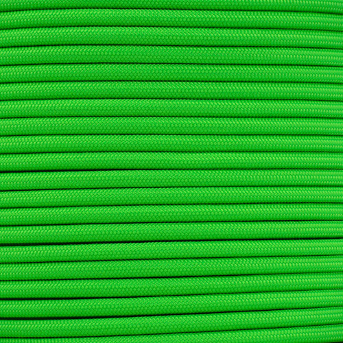 Parachute Cord - Neon Green Para-Max