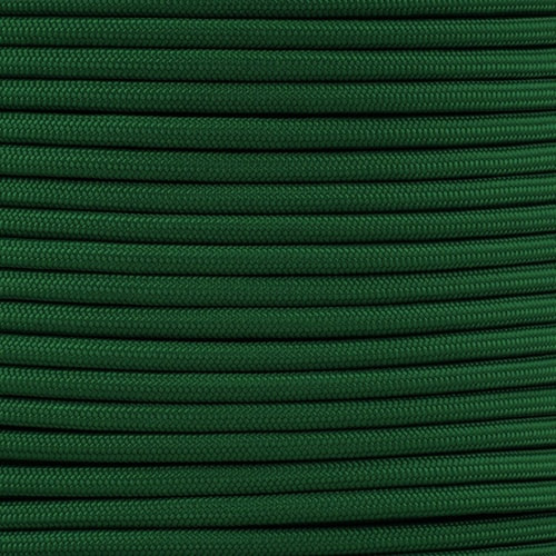 1/4in Parachute Cord - Dark Green Para-Max