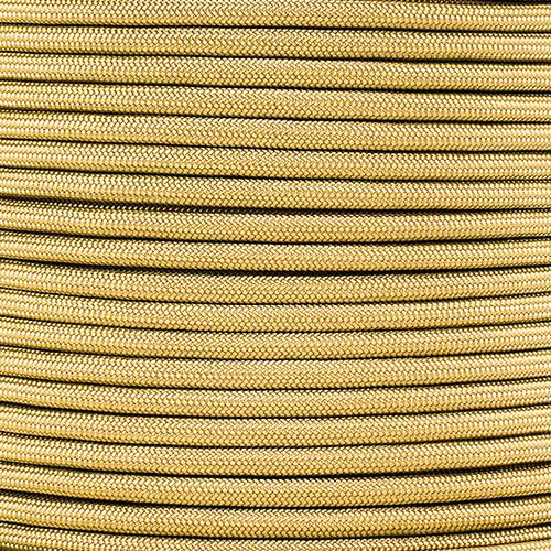 1/4in Parachute Cord - Gold Para-Max