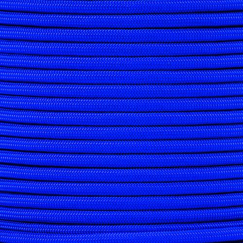 1/4in Parachute Cord - Electric Blue Para-Max