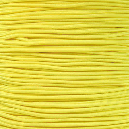 Neon Yellow - 1/8 Shock Cord