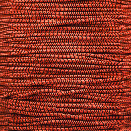 Neon Orange Camo - 1/8 Shock Cord