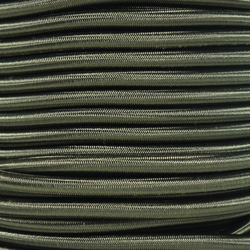 Olive Drab - 1/4 Shock Cord