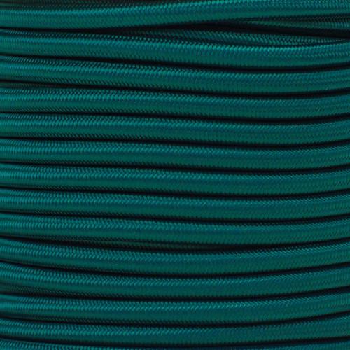 Dark Green - 1/4 Shock Cord