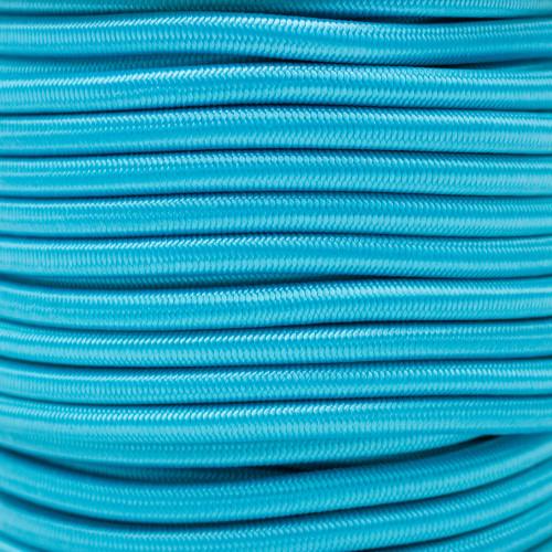 Neon Turquoise - 1/4 Shock Cord