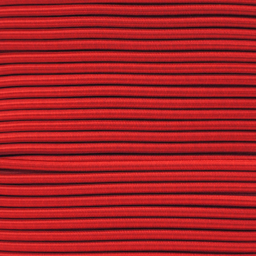Imperial Red - 3/16 Shock Cord