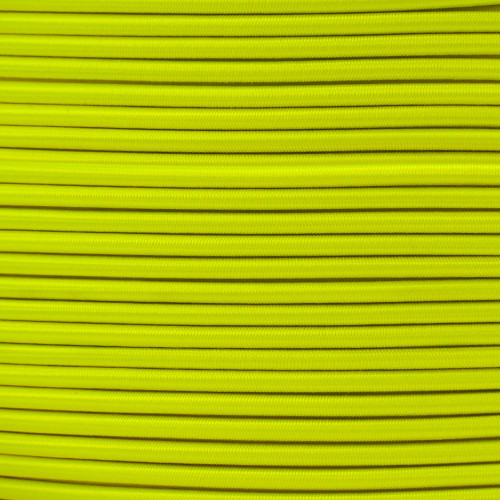 Neon Yellow - 3/16 Shock Cord