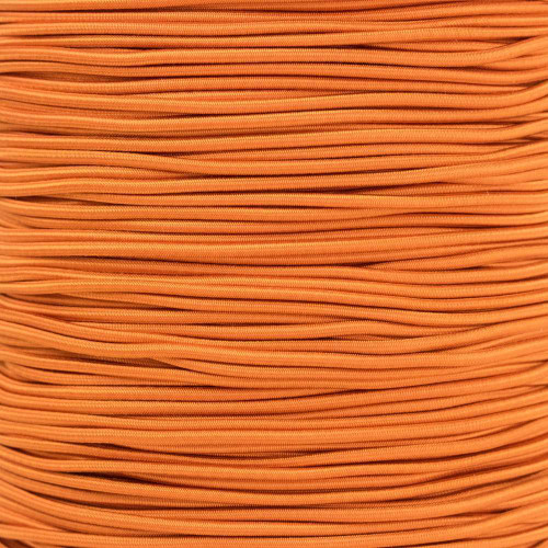 2.5mm Shock Cord - Orange