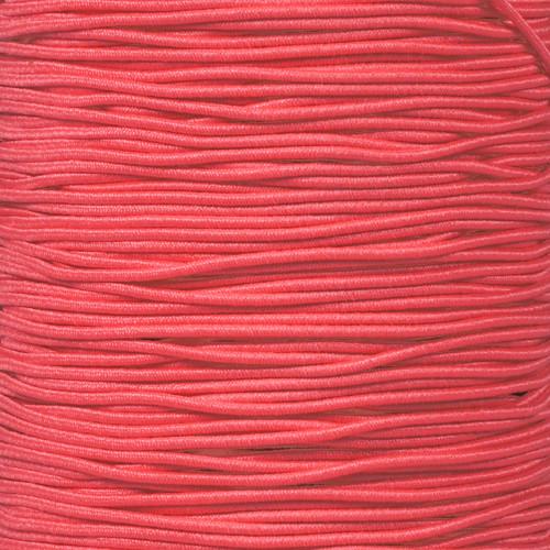 Neon Pink - 1/16 Elastic Cord