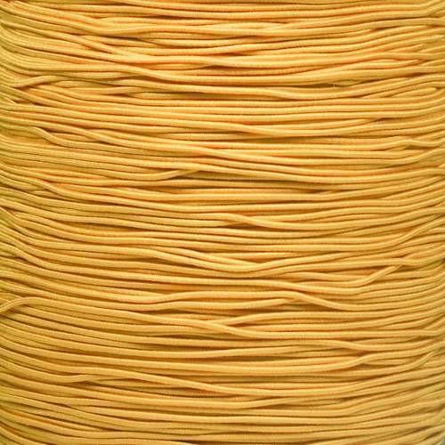 Goldenrod - 1/32 Elastic Cord