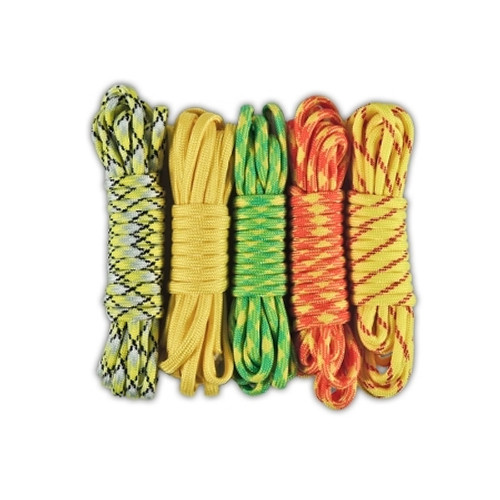 Yellow Pages - Combo Kit (50'-550 Paracord)