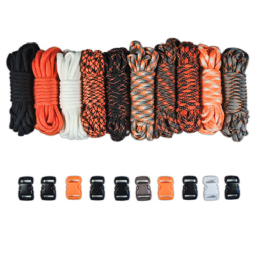 Giants Colors Combo Kit - Paracord & Buckles