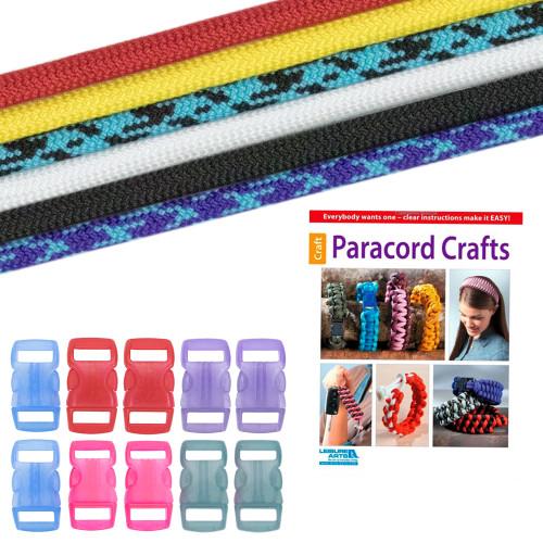 Kids Paracord Crafting Kit #5