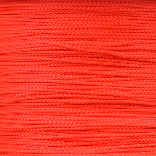 Neon Orange - Micro 90 Paracord