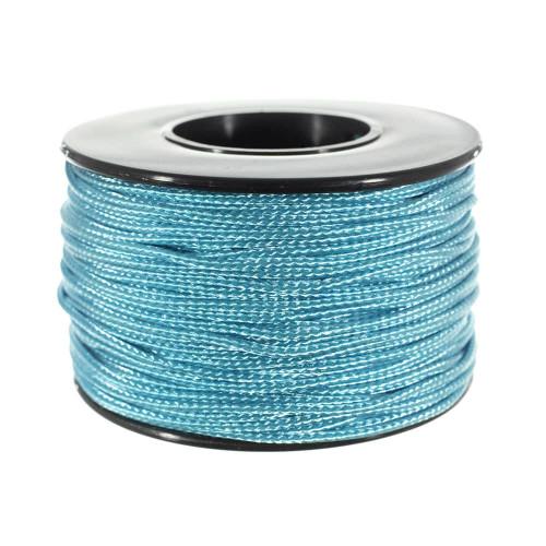 Light Blue Micro Cord - 125 Feet