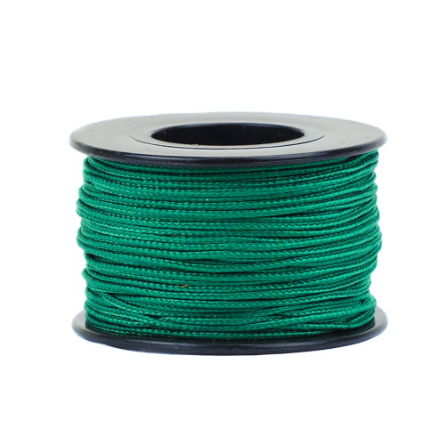 Kelly Green Micro Cord - 125 Feet