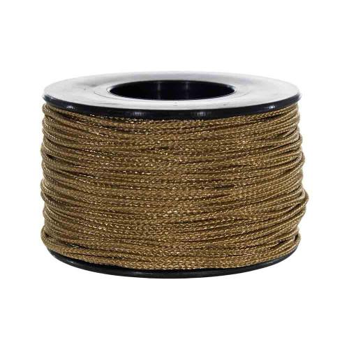 Tan Micro Cord - 125 Feet
