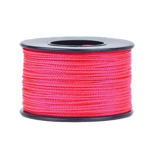 Neon Pink Nano Cord - 300 Feet