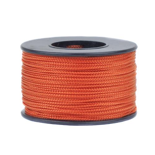 Burnt Orange Nano Cord - 300 Feet
