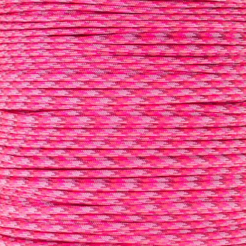 Pink Blend - 550 Paracord - 100 Feet