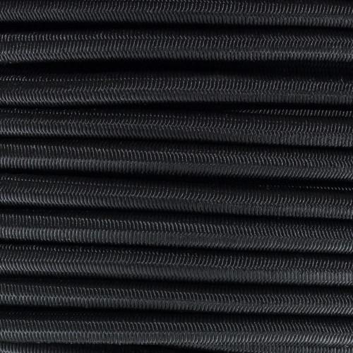 5/16in Shock Cord - Black