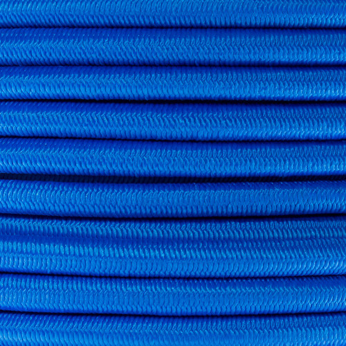 3/8in Shock Cord - Blue