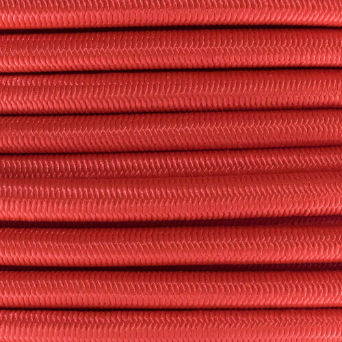 3/8in Shock Cord - Red