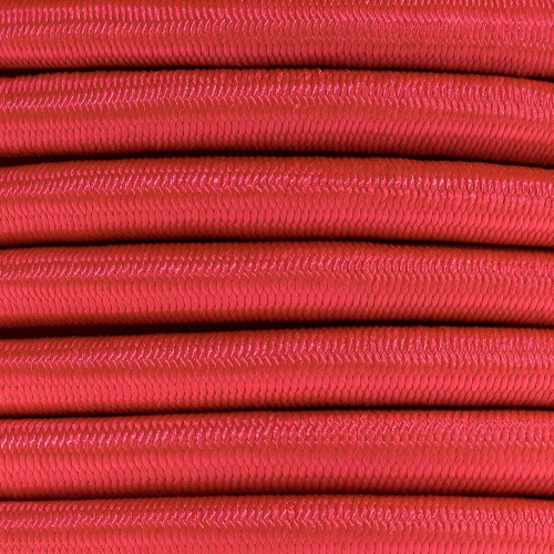 1/2in Shock Cord - Red