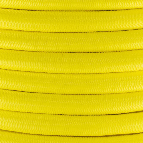 1/2in Shock Cord - Yellow