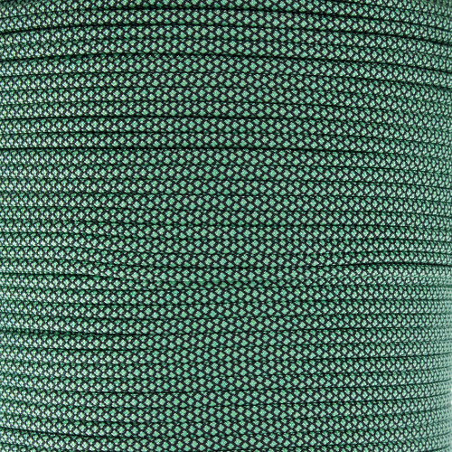 Mint Diamonds - 550 Paracord - 100ft