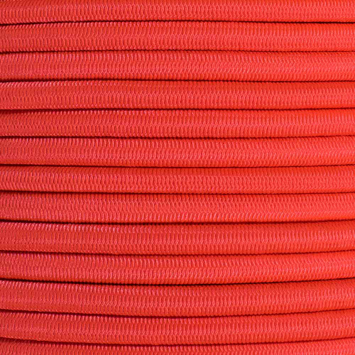 Scarlet Red - 1/4 Shock Cord