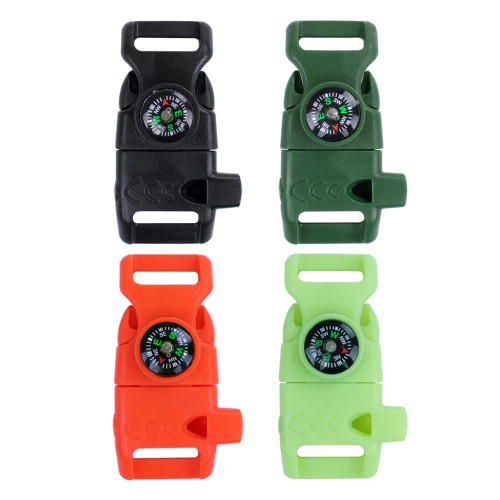 """5/8"""" Side Release Utility Buckles - Various Colors"""