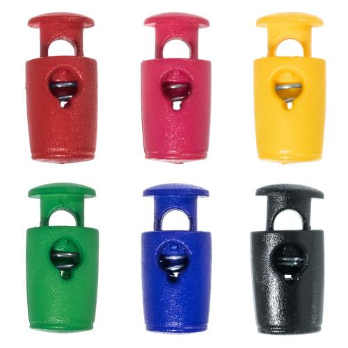 Micro Cord Locks - Multiple Colors