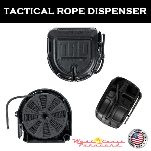 Tactical Rope Dispenser
