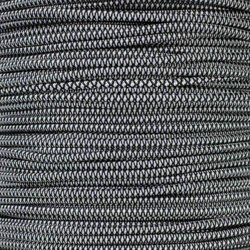 Silver Diamonds - 1/8 inch Shock Cord