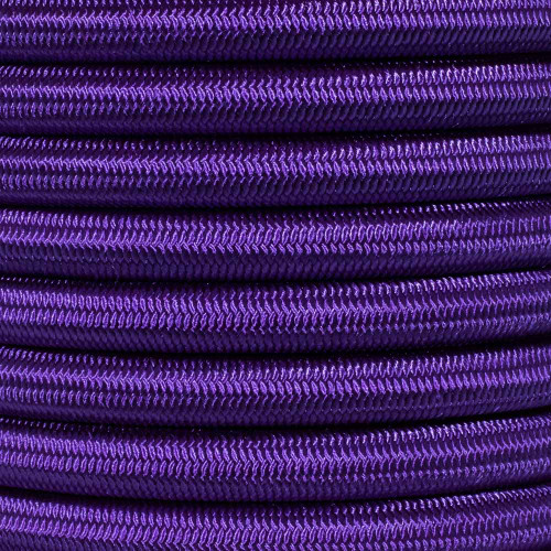 1/2 inch Shock Cord - Acid Purple