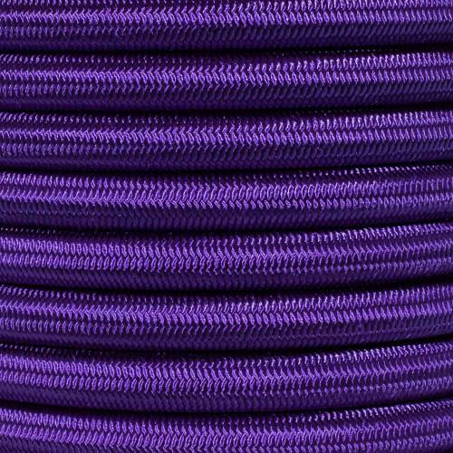 1/2 inch Shock Cord - Acid Purple