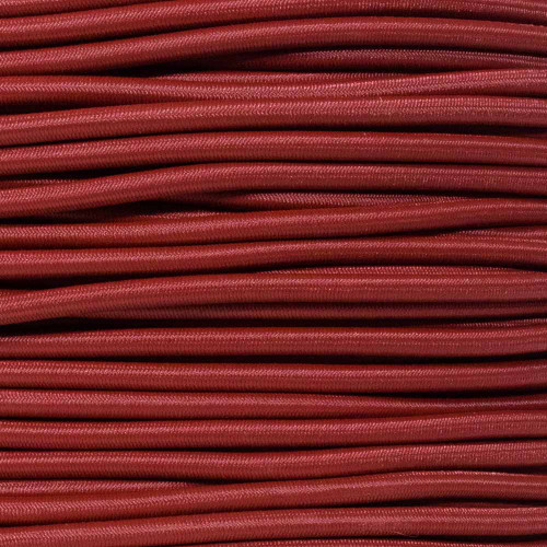 Crimson - 3/16 inch Shock Cord